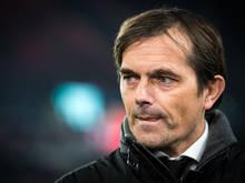 PSV-trainer Philip Cocu