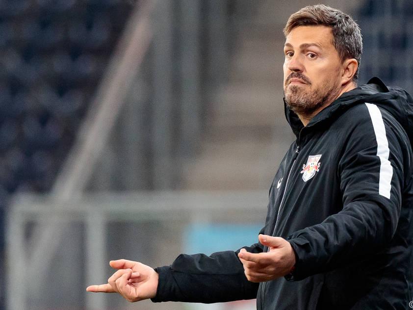 Óscars Vertrag mit RB Salzburg läuft noch ein Jahr