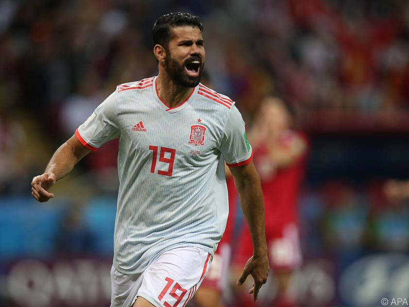 Costa ist bisher die Lebensversicherung des Seleccion
