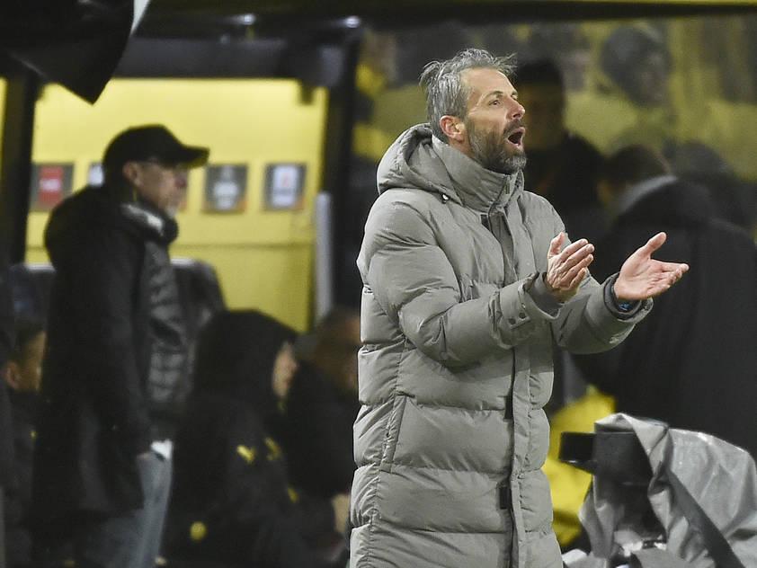 Salzburg-Trainer Marco Rose kann aus dem Vollen schöpfen