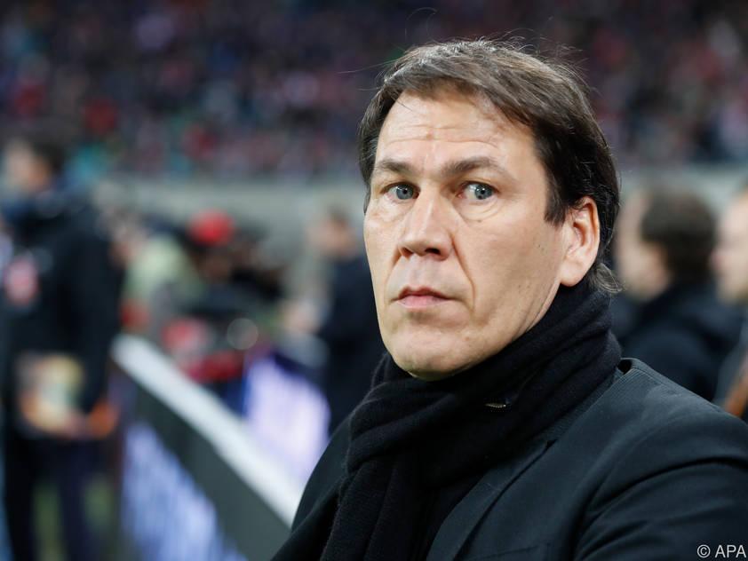 Rudi Garcia möchte mit Marseille die Europa League gewinnen