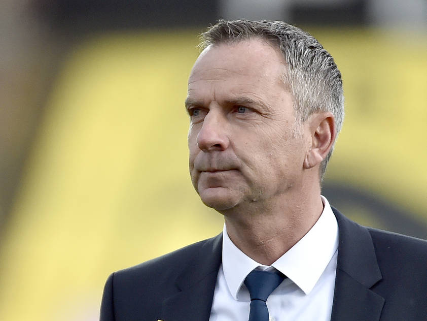 ÖFB-Frauen-Teamchef Dominik Thalhammer