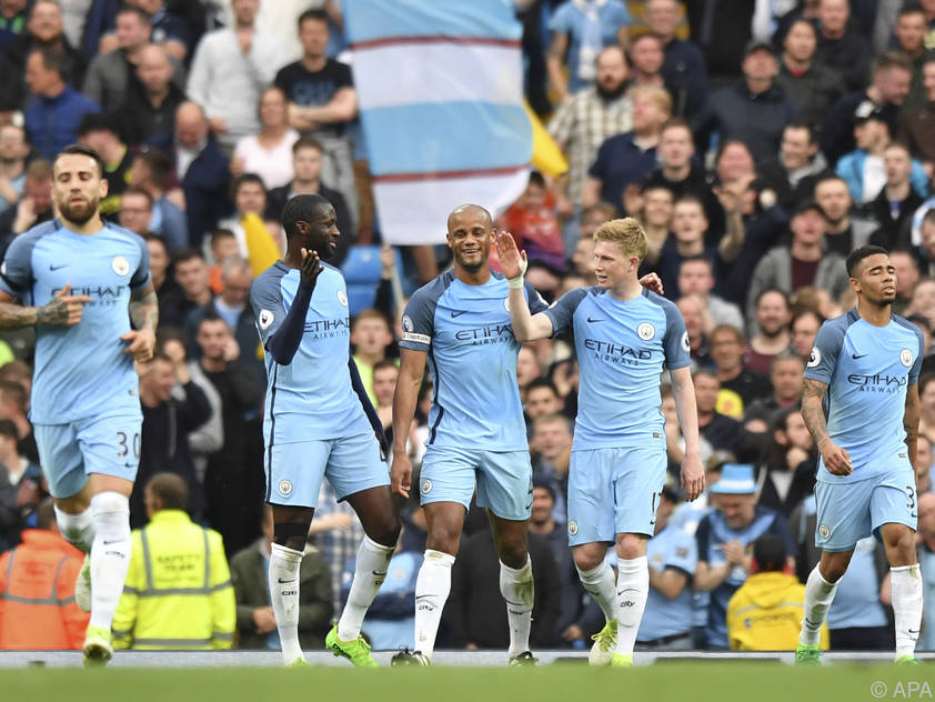 Manchester City will in die Champions League
