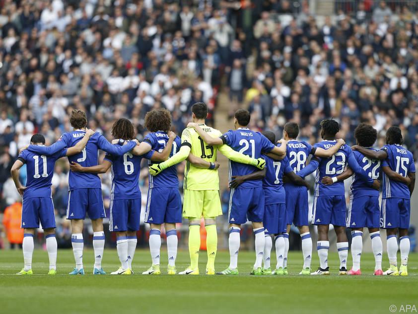 Titelverteidiger Chelsea FC will wieder den Titel einfahren