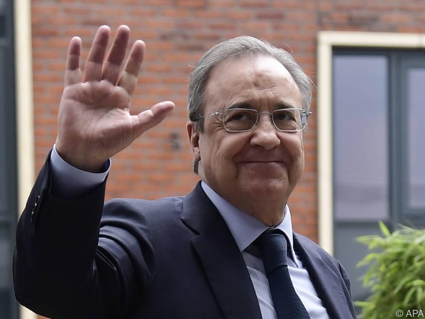 Pérez hatte keinen Gegenkandidaten