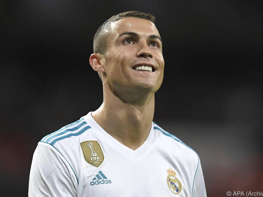 Erneute Vaterfreuden bei Cristiano Ronaldo
