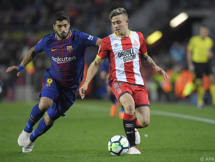 Der Aufsteiger (hier im Duell gegen Barcelona) will Rekordmeister Real erneut ärgern