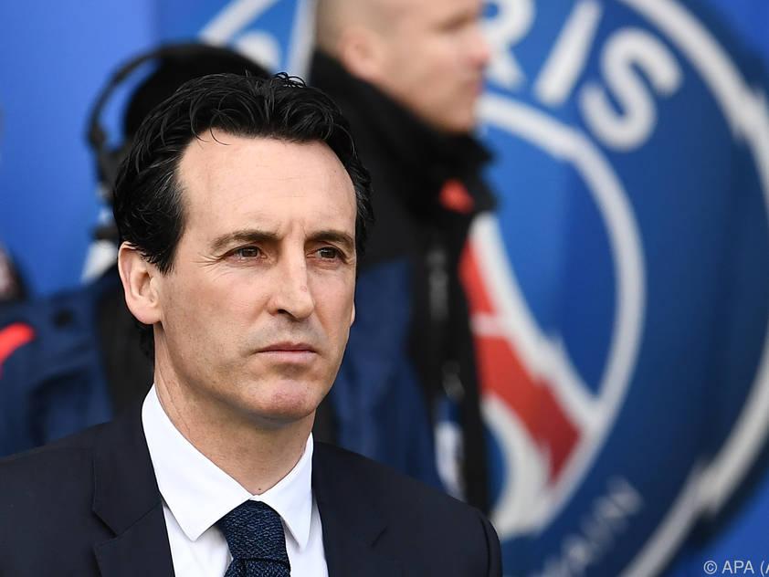 Emery vor dem Aus PSG-Profi plaudert Trainer-Wechsel aus!