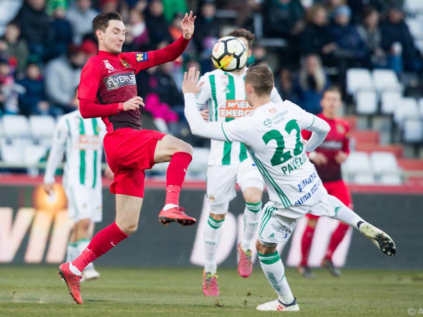 Pavelić wechselt ablösefrei aus Wien nach Kroatien