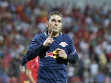 Stürmerstar Soriano dürfte bald wieder fit sein