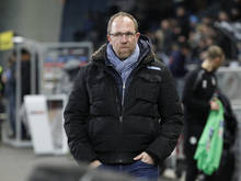 Sturm-Sportdirektor Günther Kreissl bastelt bereits am neuen Kader