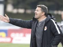 Óscar Garcia schafft einen internen Konkurrenzkampf