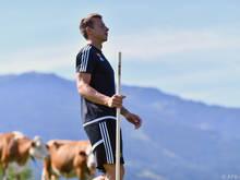 Stefan Schwab machte Urlaub in der Heimat
