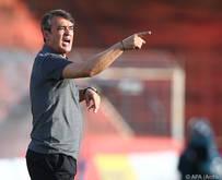 Admira-Trainer Damir Burić weiß, wohin es gehen soll