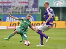 Steffen Hofmann sieht Ende seiner Karriere entgegen kommen