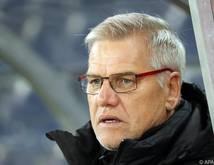Admira-Coach Baumeister muss sein Team umstellen