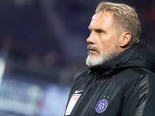 Austria-Trainer Thorsten Fink steht unter Druck