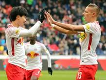 Salzburg bejubelte den zweiten 5:0-Erfolg der Saison