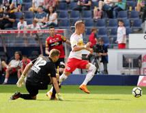 Salzburg bleibt auf Meisterkurs