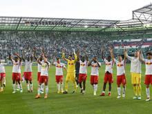 Salzburg blieb von den jüngsten Dämpfern unbeeindruckt