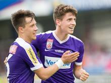 Die Austria eröffnet die Saison gegen Tiroler Aufsteiger.