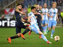 Salzburg muss gegen Lazio Vollgas geben