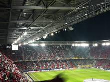 Das Stadion in Wals-Siezenheim wird voll