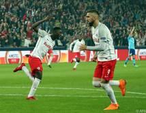 Salzburg sorgte für zwei Drittel der heimischen Punkte