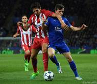 Packendes Duell Leicester gegen Atletico