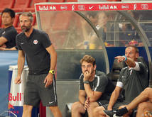 Salzburg-Trainer Rose lediglich mit der Chancenverwertung unzufrieden