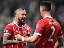 Für Bayern war es der elfte Sieg in Folge
