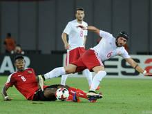 Das ÖFB-Team gewann vor einem Jahr in Georgien mit Mühe 2:1