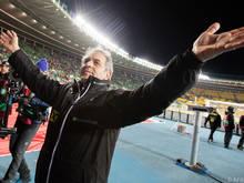 Liebling der Fans und der Spieler: Marcel Koller