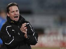 Teamchef Werner Gregoritsch sieht EM-Chancen schwinden
