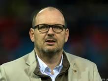 Enttäuschung bei Trainer Martin Scherb