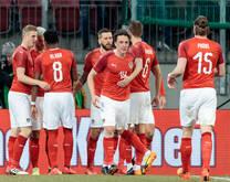 Starker Auftritt des ÖFB-Nationalteams