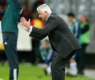Beim letzten Spiel gegen Luxemburg war Hans Krankl Teamchef