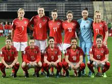 Die ÖFB-Kickerinnen gehen ins vorletzte Spiel der WM-Qualifikation
