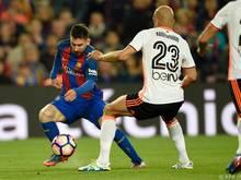 Tormaschine Messi sammelt weiter Treffer
