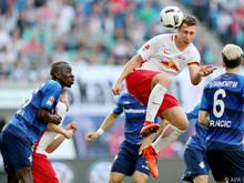RB Leipzig schlug Darmstadt mit 4:0