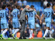Pep Guardiola spricht seinen Burschen Selbstvertrauen zu