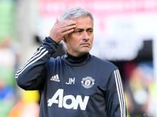 Gelingt Mourinho mit ManUnited heuer der Coup?
