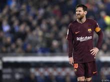 Messi verschoss zuletzt einen Elfmeter