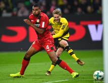 Die Formkurve spricht eher für Leverkusen