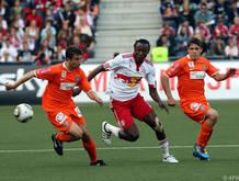 2010 wurde der Kameruner mit Salzburg Meister