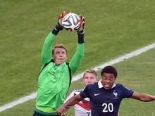 Manuel Neuer hielt seinen Kasten gegen Frankreich sauber
