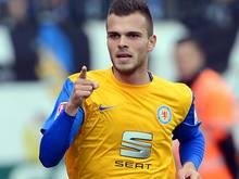 Orhan Ademi verlängerte seinen Vertrag in Braunschweig
