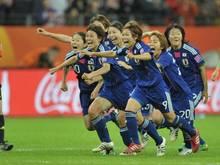Japan hat sich qualifiziert