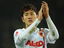 Dong-Won Ji kam vom BVB zurück nach Augsburg