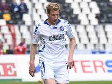 Philipp Klingmann läuft in der kommenden Saison für den SVSandhausen auf